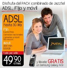 promoción de Jazztel