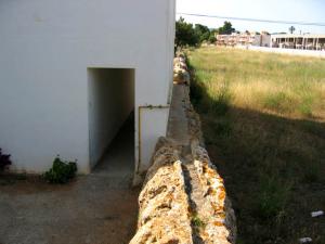 Hotel sobre el acueducto